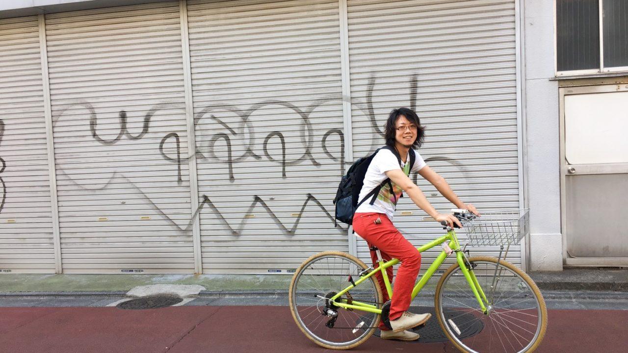 自転車LIFE♪クロスバイクRITE WAY(ライトウェイ)/SHEPHERD CITY(シェファードシティー)に乗り始めました☆