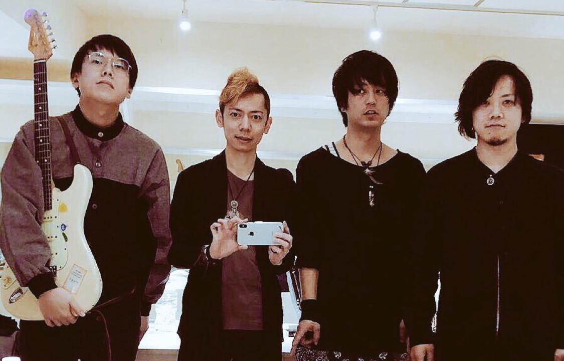 アマオト男4人で新曲作りと5月のライブのリハーサルをして来ました☆