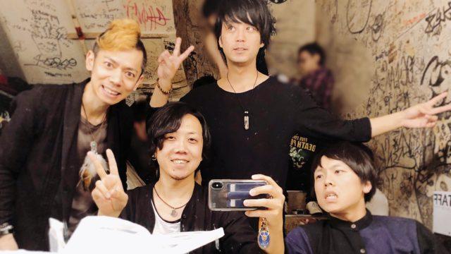 アマオト5/14渋谷eggmanにて、The Music Draws The Life Vol.50に出演してきました!