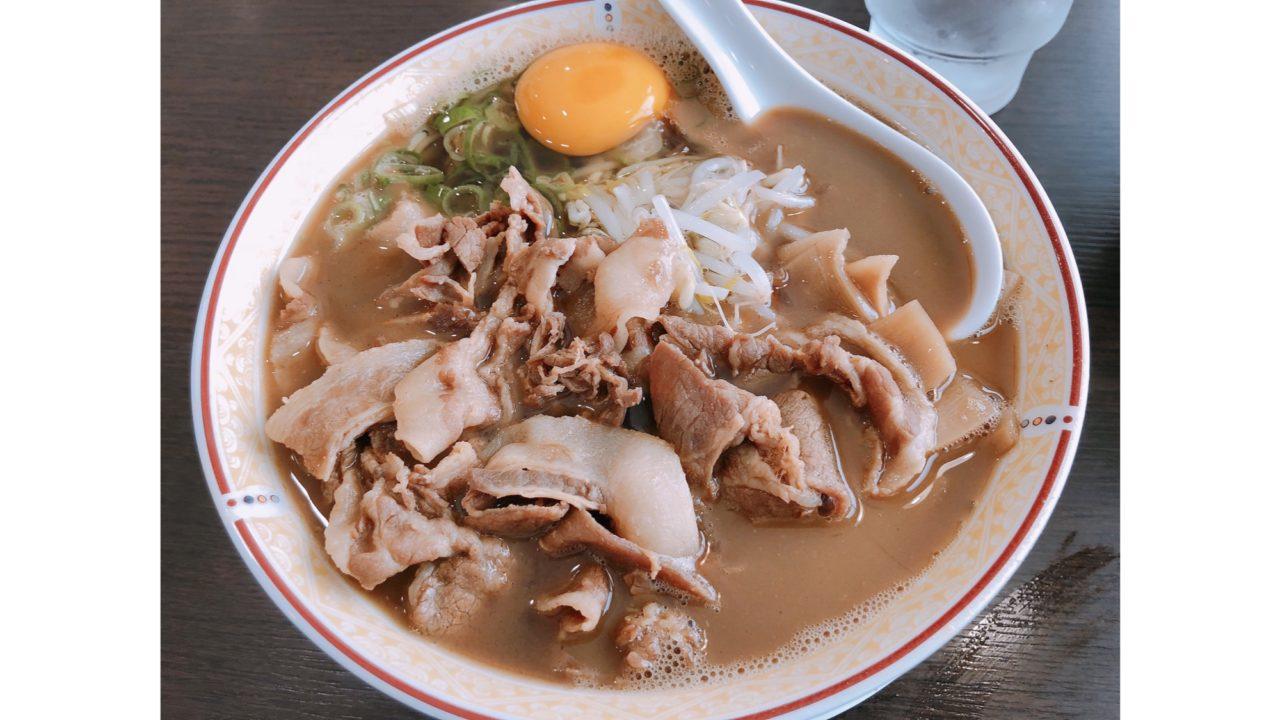 徳島ラーメン大孫DAI-SON本店へ行ってきました☆熟成スープの美味さを知る。