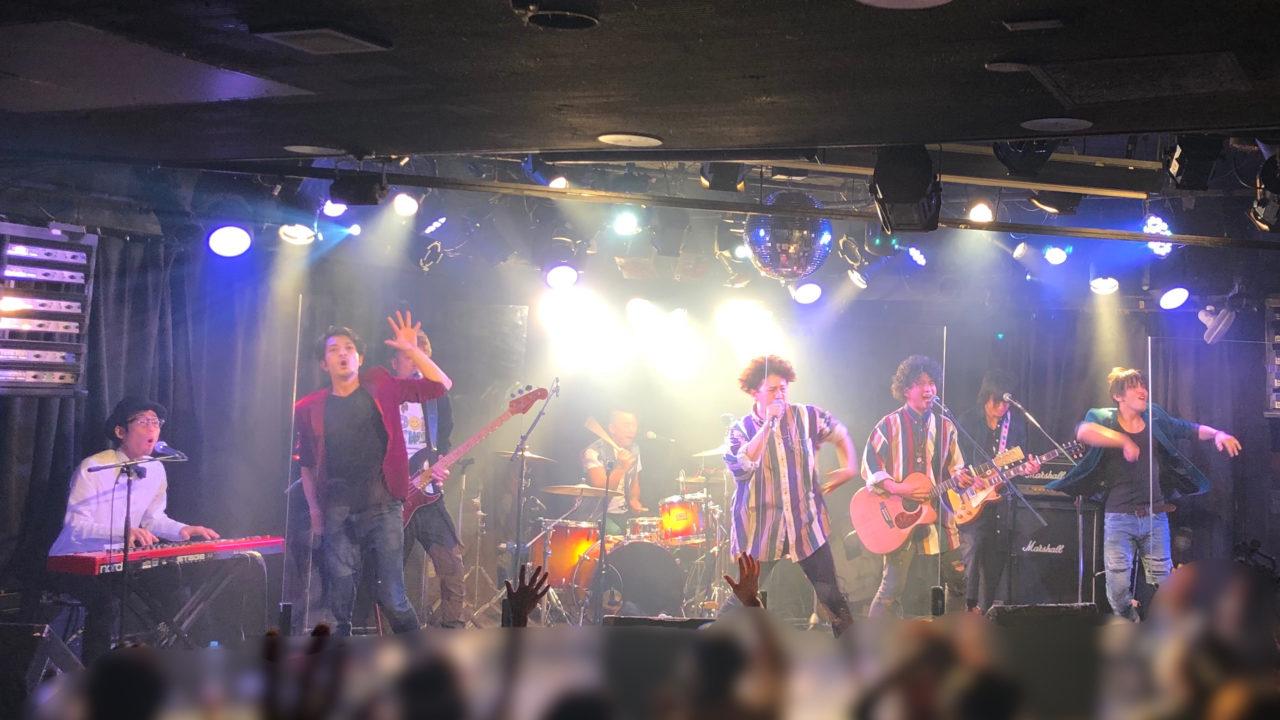 2020/12/10渋谷eggmanにてハレルヤVol.49に出演してきました!